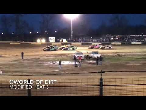 4.17.18 | Modified Heat 3 | Fayette County (IL) Speedway
