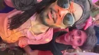 Holi Party Lalit Ashok Bangalore By Aashi Bnna