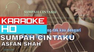 Sumpah Cintaku - OST Titian Cinta Asfan Shah ( KARAOKE HD )🎤🎧