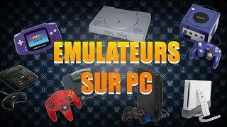 TUTO FR - JOUER A LA PS1/PS2/GAMECUBE/N64 ET AUTRES SUR PC
