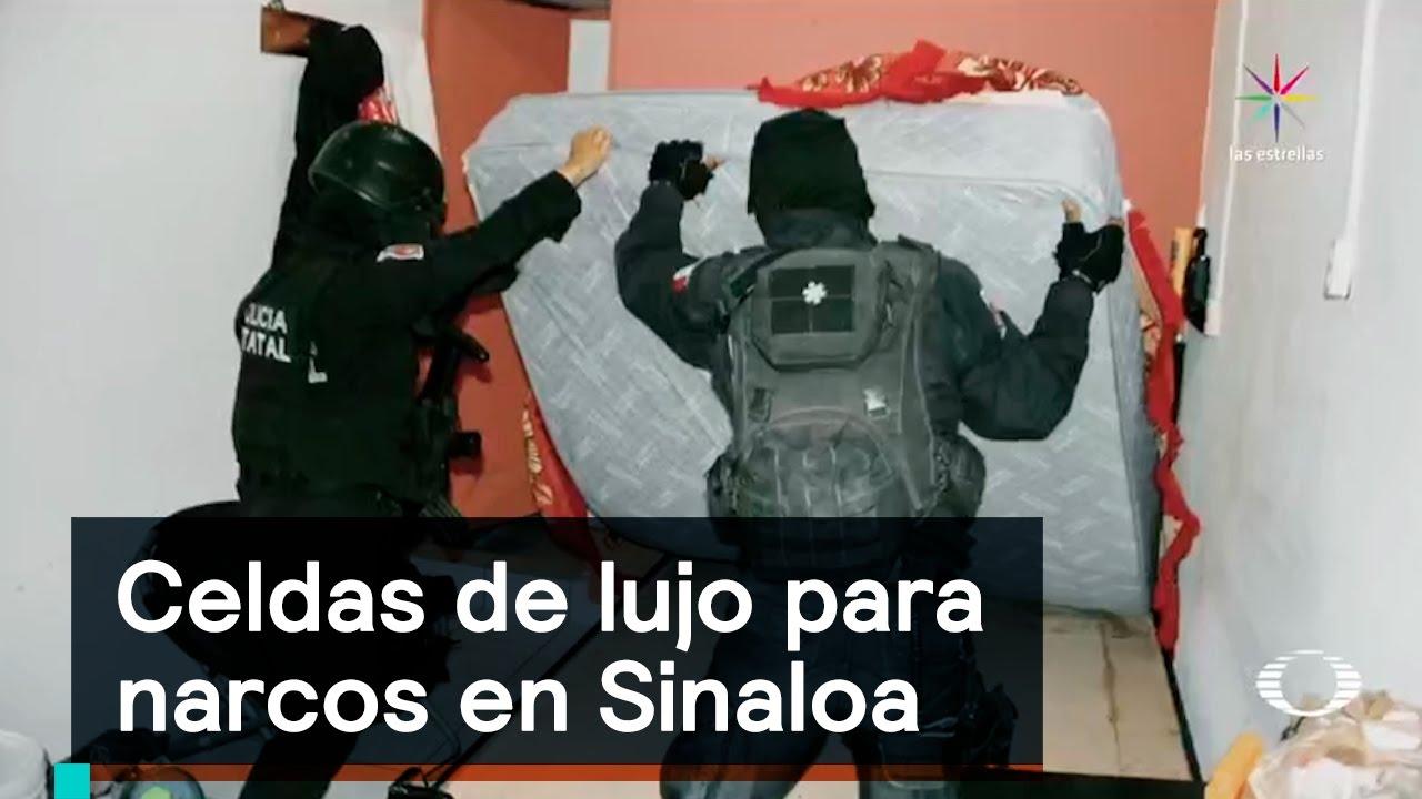 Celdas De Lujo Para Narcos En Sinaloa Narcotráfico Denise
