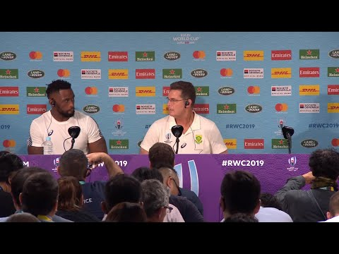 South Africa post-match press conference | New Zealand v South Africa