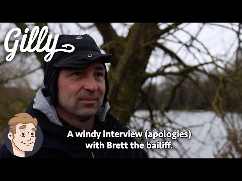 Fishing - Windy Interview With The Bailiff Of Castle Ashby.