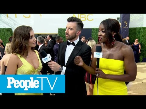 Alison Brie On The Female Forces Behind 'Glow'  Emmys 2018  PeopleTV