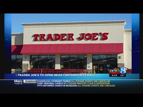 Developers: Trader Joe's coming to Kentwood
