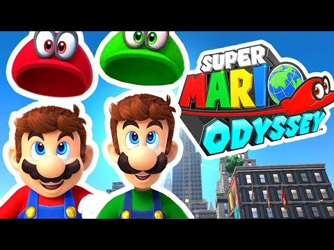 Super Mario Odyssey - Full Game Complete Walkthrough