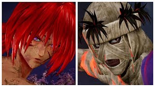 Jump Force - Kenshin and Shishio Gameplay Images