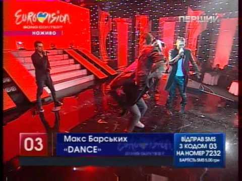 Макс Барских.Песенное Евровидение 2012:Финал отбора.mpg