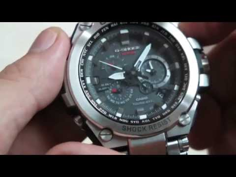 G-Shock MTG S1000 Silver