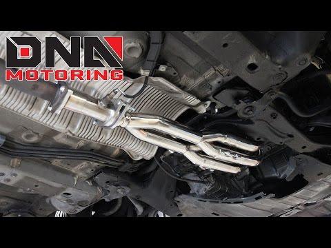 How to Install 04-08 Acura TSX Header