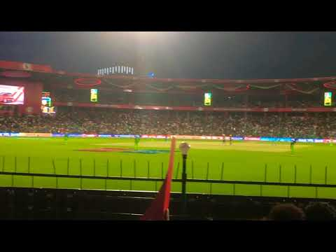 RCB vs KKR m chinnaswamy stadium bangalore..