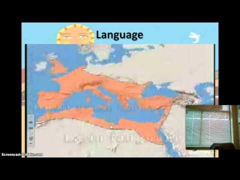 Spanish and Portuguese Influence on Latin America Language