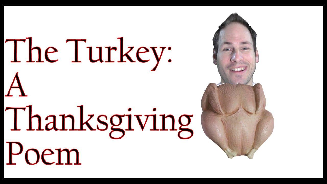 the turkey poem