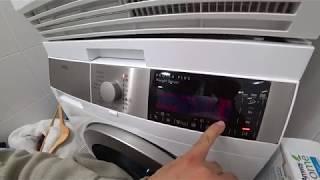 Обзор стиральной машины AEG на 9 кг