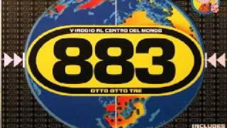 883 - Viaggio Al Centro Del Mondo (Eiffel 65 Rmx - Gabry Ponte Main Remix)