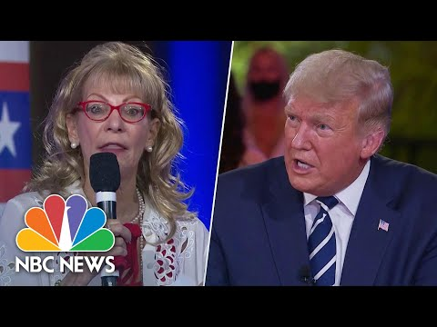 Trump Says Coronavirus Pandemic Is To Blame For Policy Changes On DACA Program | NBC News