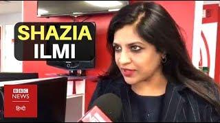 BJP Leader Shazia Ilmi In Conversation With BBC Hindi