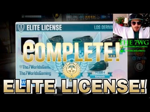 GETTING THE ELITE LICENSE! The Tempest | CSR Racing 2