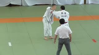 【決勝戦】インターハイ東京都予選 男子個人 73㎏級 決勝戦