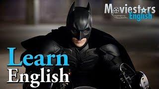 Aprender Inglés con Batman - Top 6 Batman Phrasal Verbs