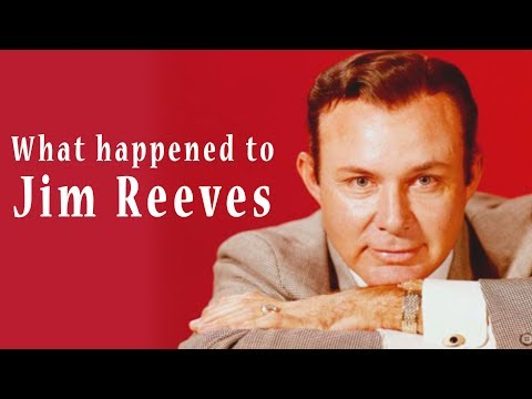What happened to JIM REEVES
