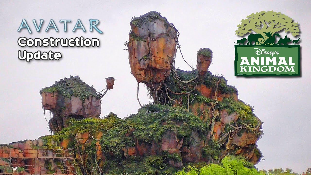 Disneys Animal Kingdom Update