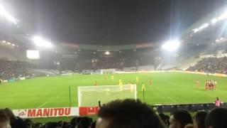 Nantes Montpellier