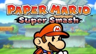 Paper Mario: Super Smash