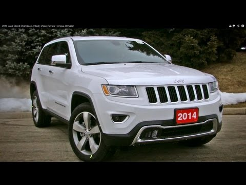 2014 Jeep Grand Cherokee Limited | Video Tour | Unique Chrysler