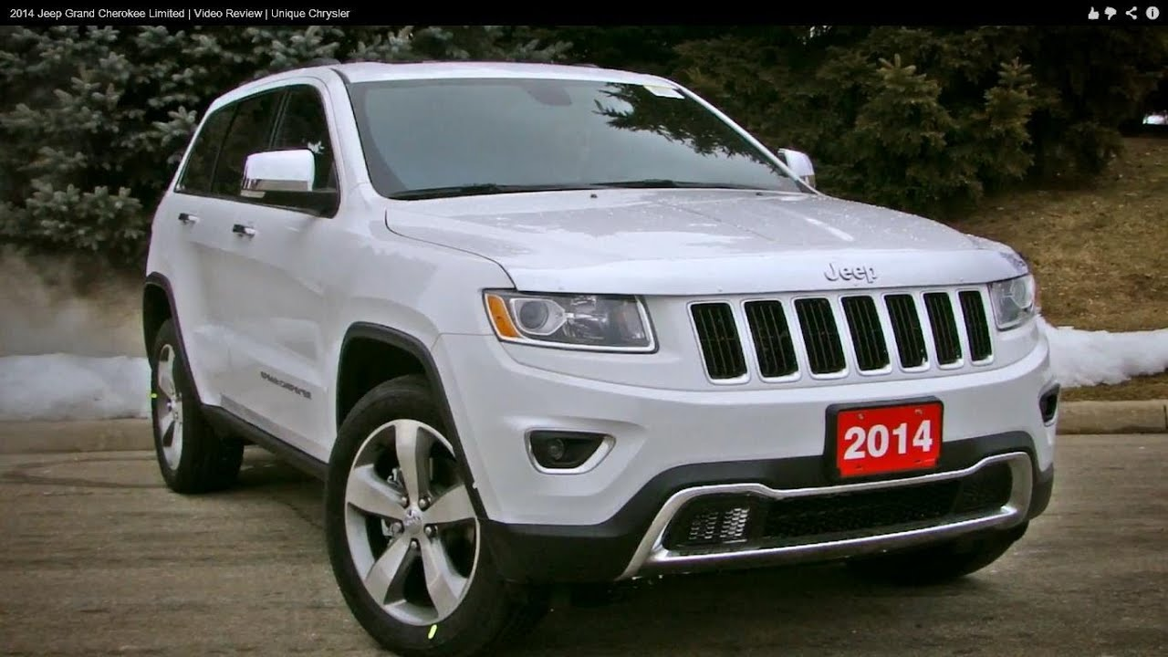 2014 Jeep Grand Cherokee Limited | Video Tour | Unique Chrysler   YouTube
