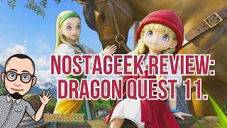 NostalGeek Review: Dragon Quest 11.