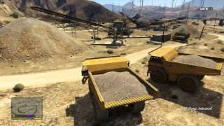 How To Get The Dump Truck In GTA 5!
