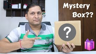 Oneplus 5T Mystery Box | Came because of your love & support thumbnail