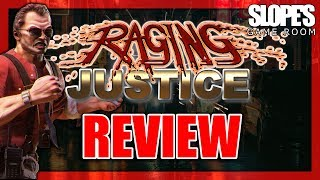 Raging Justice: REVIEW - SGR