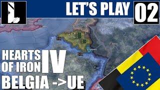 Zjadamy Holandie   Zagrajmy w Hearts of Iron 4   Unia Europejska   02