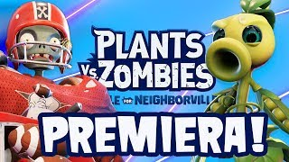 *NOWOŚĆ* Tak Wygląda Nowe PLANTS VS ZOMBIES Battle For Neighborville PL GAMEPLAY  ‍♂️