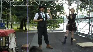 Steampunk Fair - Arona 24_06_12 - Il Grande Alchemist.avi