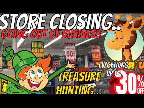 Toys R Us Store Closing.. Let me at them Sales!!!!