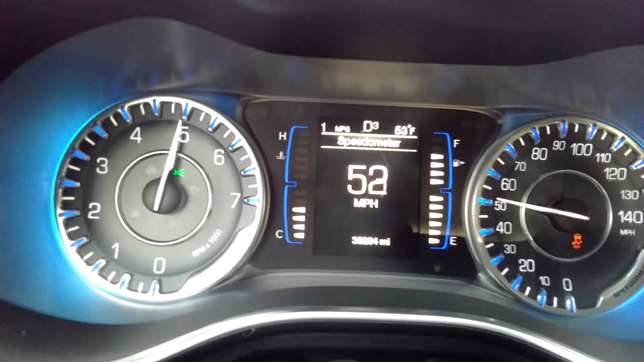 2015 Chrysler 200 2 4L CherryBomb 0 60