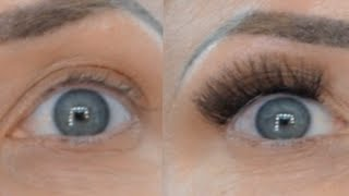 Magnetic Lashes Do they REALLY WORK?? Over 40