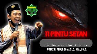 Download 11 Pintu Setan - Ceramah Ustadz Abdul Somad UAS