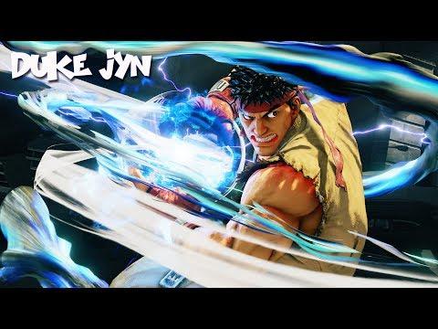 Street Fighter V HD pelicula completa