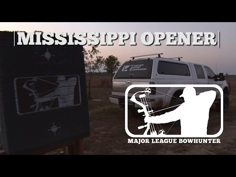 Mississippi Early Season - Bowhunting Bucks In October | Major League Bowhunter