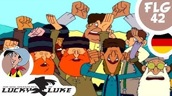 LUCKY LUKE DEUTSCH - EP42 - Lucky Luke auf Geisterjagd