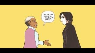 "🌙 ★ Star Wars' Reylo Doujinshi: ""The Last Jedi Sequel"" {PART IX} ★🌙"
