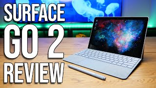 Microsoft Surface Go 2 Review: The best midrange 2-in-1 Tablet PC