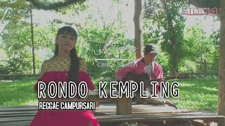 Rondo kemping -  cover reggae version - lagu campursari citra feat simon