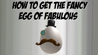 How to get the Fancy Egg of Fabulous at the ROBLOX Egg Hunt 2015