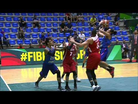Romeo Cannot Be Stopped by Jordan | FIBA Asia Cup 2017