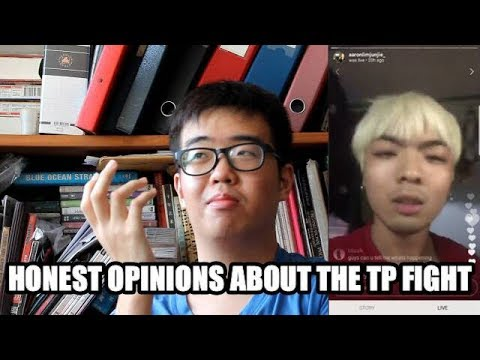 """Honest Opinions about The """"Fight"""" at Temasek Polytechnic"""